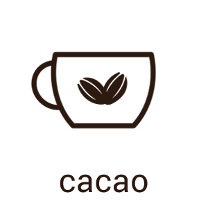 icoon cacao